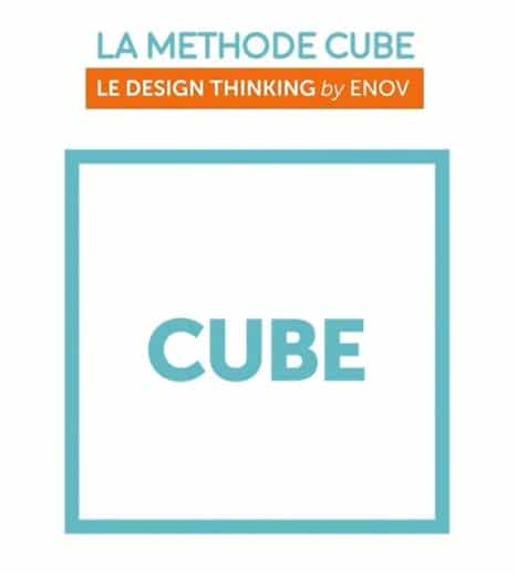 Photo de la Méthode CUBE by Enov