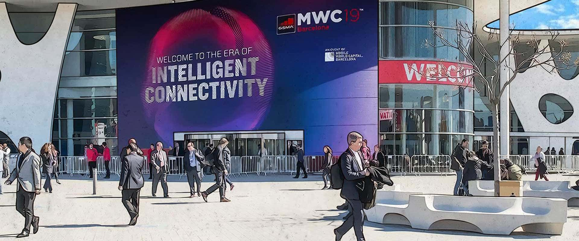 Photo de l'article Observatoire 5G, Partie Mobile World Congress